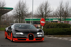 World Record Edition (MJParker1804) Tags: world orange cars sport bug 1 super quad turbo record carbon edition bugatti rare supercar w16 veyron fibre wre hypercar
