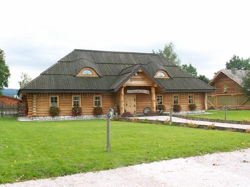 Restauracja Przycup w Dolinie w Radomierzu