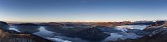 Una fresca alba sui monti Lariani ... Vetta Sighignola (Lanzo D'Intelvi, Como) (Riccardo Croci Torti) Tags: lago alba montagna lugano mattino ceresio mendrisio sighignola valdintelvi