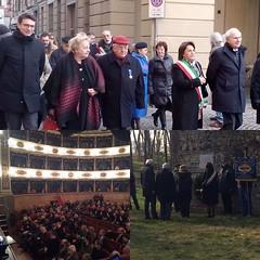 71esimo Anniversario dell'eccidio dei Partigiani della Banda Tom #partigiani #resistenza #casalemonferrato #bandatom
