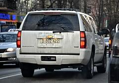 D002422 (Vetal_888) Tags: chevrolet suburban cd ukraine україна київ corpsdiplomatique diplomaticlicenseplates дипломатичніномернізнаки d002422
