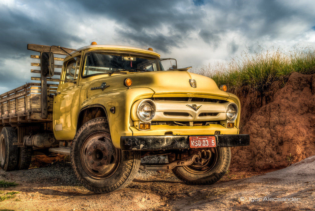 1962 Ford F600 - Bing images