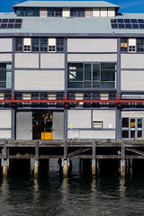 pier 4/5 section (ghee) Tags: heritage water architecture canon pier exterior harbour sydney conservation australia wharf nsw stc 6d walshbay ghee gwp hassell pier45 sydneytheatrecompany guywilkinsonphotography