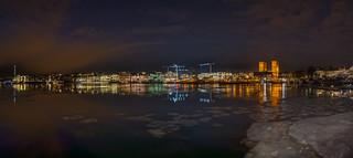 Frozen harbor (Explored)