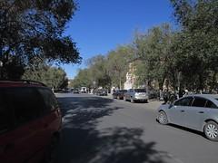 Akhtanov st. (bibitalin) Tags: kazakhstan kz aktobe  aktyubinsk aqtobe     aktubinsk aktiubinsk
