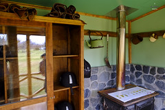 Saddlery (A. Wee) Tags: chile patagonia nationalpark torresdelpaine saddlery 智利 国家公园 pingosalvaje