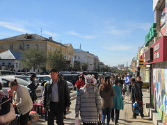Near Central Bazaar (bibitalin) Tags: kazakhstan aktobe  aktyubinsk aqtobe qazaqstan    aktubinsk aktiubinsk