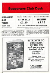 Manchester United vs Norwich City - 1976 - Page 18 (The Sky Strikers) Tags: old city red manchester one football official united devils norwich division trafford league programme