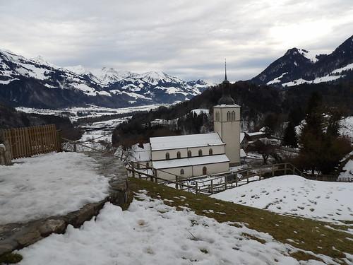 Eglise de Gruyères