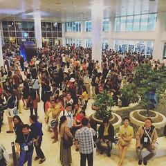 GDC Asia 2016 #GDCAsia2016 #discipleship #passiton (Daniel Y. Go) Tags: square gingham squareformat iphoneography instagramapp uploaded:by=instagram foursquare:venue=51983bfe498ec814d6c817b4
