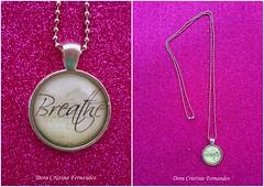Colar Breathe (Dora Cristina Fernandes) Tags: collier handmade feitomo artesanal jewelry bijoux colar collane bisuteria bijuteriaartesanal