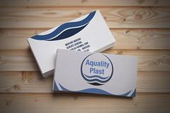 CARD Aquility plast (Pollo Acosta) Tags: blanco publicidad mockups freepics pepoalcal estudiomarketing