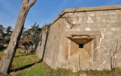 Redoute du martray, Ile de r,  1674 et seconde guerre mondiale (thierry llansades) Tags: sun beach sex nude fort atlantic block battlefield larochelle fortification bloc fortifications bauwerk plage r ileder forts batterie charente forteresse blockhouse casemates blockhaus vauban atlantik poitou atlantique caserne sexe naturisme atlanticwall blocs atlantikwall casemate naturiste nudisme charentes bauwerke murdelatlantique blockaus casernes blockhauss plagenaturiste martray blauckhaus plagenudiste lemartray fortifs fortif blockouse bauwerque fortiffs