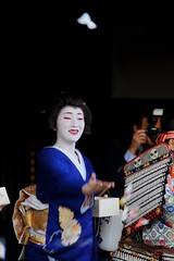 (nobuflickr) Tags: japan kyoto maiko geiko           miyagawachou 20160203dsc00425