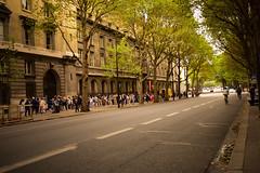 Paris Street (fgazioli) Tags: street travel paris france europe euro frana eurotrip parisienne paristrip pariscity jesuisparis