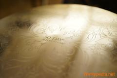 50 Days_branded steelware (Winkypedia.net) Tags: hotel cafe oscar wilde albert royal days 50 adrià adria ferran
