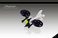 Sky Eye (stephann001) Tags: lego micro drone blacktron