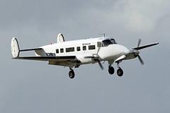 Beech18.N320GB-2 (Airliners) Tags: 18 beech fll beech18 2316 volpar gbairlink beechvolpar n320gb