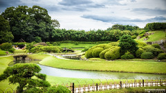 Korakuen - One of the Three Great Gardens of Japan (Alexander.Weichsel.Photography) Tags: world travel summer travelling green nature japan japanese ancient nikon view culture buddhism best nippon tradition shinto japon nihon japani 2014 japn honshu shintoism 2015 d610 redtravel