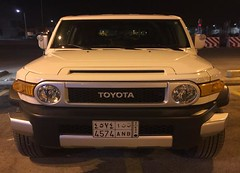 Toyota - FJ Cruiser - 2012  (saudi-top-cars) Tags:
