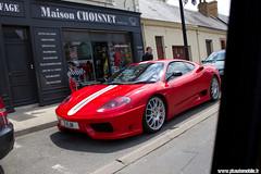 24h du Mans 2011 - Ferrari 360 Challenge Stradale (Deux-Chevrons.com) Tags: auto car automobile 360 automotive ferrari voiture coche modena challenge stradale challengestradale ferrari360modena ferrari360challengestradale