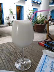 "La Havane: première Piña Colada <a style=""margin-left:10px; font-size:0.8em;"" href=""http://www.flickr.com/photos/127723101@N04/25400354476/"" target=""_blank"">@flickr</a>"