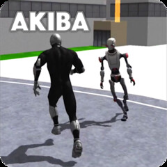 Akiba Run Away - Android & iOS apps - Free (jpappsdl) Tags: city japan japanese 3d escape power geek crystal action free pickup away run akihabara akiba runaway ios android physical apps invincible astounding outrun abilities actiongame akibarunaway