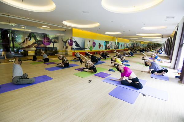 Beauty yoga Club M – Bí quyết sở hữu cơ thể vạn người mê