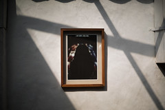 Rodadero (Santiago Forero Molano) Tags: blue santiago shadow red art azul de photography rojo colombia artist y fine sombra villa rollercoaster fotografia leyva artista colombiano inkjet forero onorata societ
