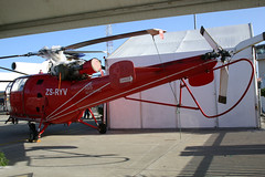 ZS-RYV Sud-Aviation SE.3160 Alouette III AV8 Helicopters @ Ysterplaat 24-Sep-2010 by Johan Hetebrij (Balloony Dutchman) Tags: africa south iii helicopter helicopters alouette 2010 sudaviation av8 aafd ysterplaat se3160 zsryv