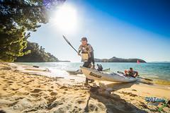 Beautiful Abel Tasman paddle