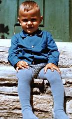 Brother Raif's son Mmnali, Polyanovo 1971 (ali eminov) Tags: boys children bulgaria bulgarie bulgaristan polyanovo markomale mmnali
