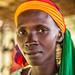 Burundese woman portrait