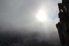a foggy day (cristinasd24) Tags: sky fog germany alemania neuschwanstein