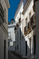 Narrow Street - Arcos de la Frontera, Spain (N+C Photo) Tags: world life street travel viaje houses sky espaa holiday history tourism photography photo spain alley nikon europe mediterranean doors image earth explorer culture andalucia best adventure explore spanish vida cielo cadiz civilization mundial nikkor dslr andalusia visual casas narrow vacaciones mundo learn global iberia discover aventura espaol d800 arcos tierra andaluz wondows delafrontera 70200vrii