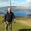 Conic hill, Loch Lomond. (Looking Glass Photography, Scotland) Tags: scotland portable hiking bluesky hills summit loch rucksack lochlomond yaesu amateurradio sota balmaha conichill summitsontheair wouxun instagramapp yaesuft2de flowerpotantenna gmss239