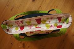 Emilia_Tasche3 (Two_tango) Tags: bag sewing purse zipper handbag tote crafting handles bolso tasche recessed nhen