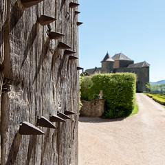 Berzé le Châtel (SylvainMestre) Tags: france chateau fr bourgogne berzélechâtel bourgognefranchecomté