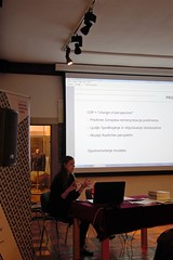 """»Museums as social arenas« Presentation of EMEE project and EMEE workshop Museum of Gorica/Slovenia, April 21st 2016 • <a style=""""font-size:0.8em;"""" href=""""http://www.flickr.com/photos/109442170@N03/26037330753/"""" target=""""_blank"""">View on Flickr</a>"""