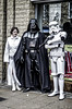 The Dark Side of Halifax (IHD Photography) Tags: street star pentax darth stormtrooper wars vader halifax leia smca50mmf17