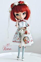 Rose (Mikiyochii) Tags: doll dolls pullip custom pullips puppe pullipdoll pullipcustom fullcustom pullipfullcustom pullipfc