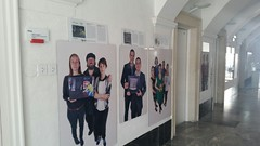 """Presentation of the Slovene EuroVision Lab exhibition in the Museum of Contemporary History Celje, Slovenia • <a style=""""font-size:0.8em;"""" href=""""http://www.flickr.com/photos/109442170@N03/26188662051/"""" target=""""_blank"""">View on Flickr</a>"""