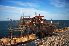Trabocco, San Vito Chietino (CH) (eastwood_clint) Tags: san mare pesca ristorante abruzzo chieti adriatico vito trabocco chietino