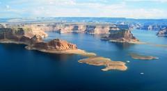 Lake Powel (dbrothier) Tags: usa arizona az ouestamericain west canon flight ixus lac lake flickr13