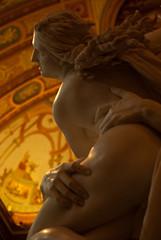 La chair (Fred (Mi.Femme.Mi.Fouine)) Tags: roma statue bernini galleriaborghese lebernin pentaxk10d leraptdeproserpine pentraxart lenlvementdepersphone