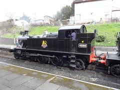 GWR 4500 Class 2-6-2T (Milton00147) Tags: railway llangollen gwr steamlocomotives