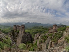 Meeting of the past with the future (nickneykov) Tags: sky mountain nikon bulgaria d750 belogradchik 14mm samyang