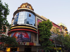 Roxy Talkies[2016] (gang_m) Tags: 映画館 cinema theatre インド india india2016 kolkata calcutta コルカタ カルカッタ