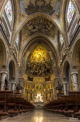 La Iglesiona (Gijn) (-COULD 2.0) Tags: spain arquitectura ngc iglesia asturias gijon baslica sigma1750 canon650d