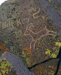 Historic Inscription / Death Valley (Ron Wolf) Tags: california nationalpark mine historic mining salinevalley prospector inscription deathvalleynationalpark